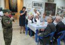 Выставочный центр поздравил ветеранов творчески