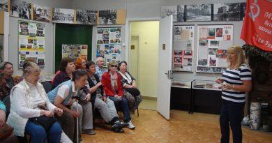 Гости из Москвы остались довольны экскурсией